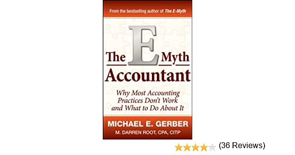 Amazon.com: The E-Myth Accountant: Why Most Accounting Practices ...