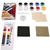 LeatherPlus - Leather and Vinyl Repair and Restoration Kit for Couch, Car Seats, Sofa, Jackets, Purse, Boots - Fast-drying, No heat adhesive