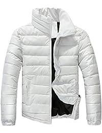 Fashion Slim Good Quality Waterproof Stand Collar Jackets Men Winter