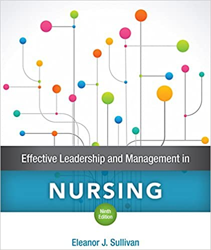 Effective leadership and management in nursing kindle edition by effective leadership and management in nursing kindle edition by eleanor j sullivan professional technical kindle ebooks amazon fandeluxe Image collections
