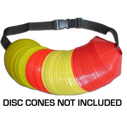World Sport Disc Cone Carry Strap ()