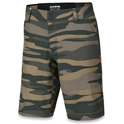 Dakine Pace Cycling Shorts Men olive Size L 2018 Men bike undershorts