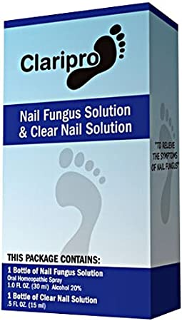 Claripro Nail Fungus Treatment Amazon Co Uk Health Personal Care