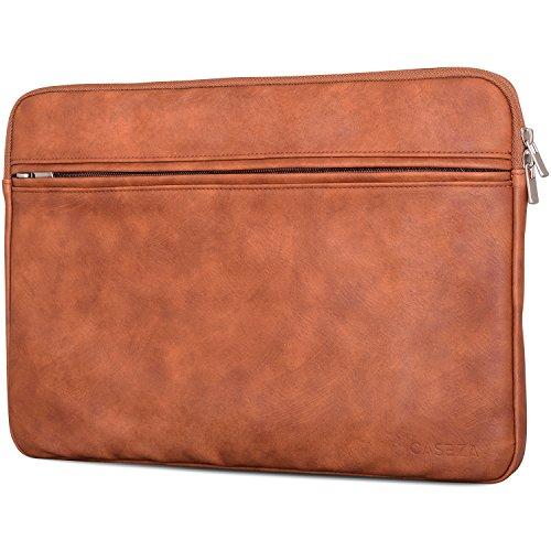 Luxury Leather Luggage - 4