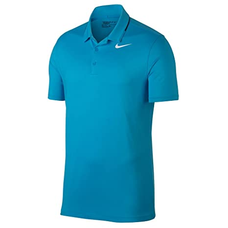 ec10ef26f Image Unavailable. Image not available for. Color: NIKE Icon Elite Golf Polo  ...