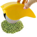 TUZECH Herb Rolling Mincer and Cutter For Instant Salad