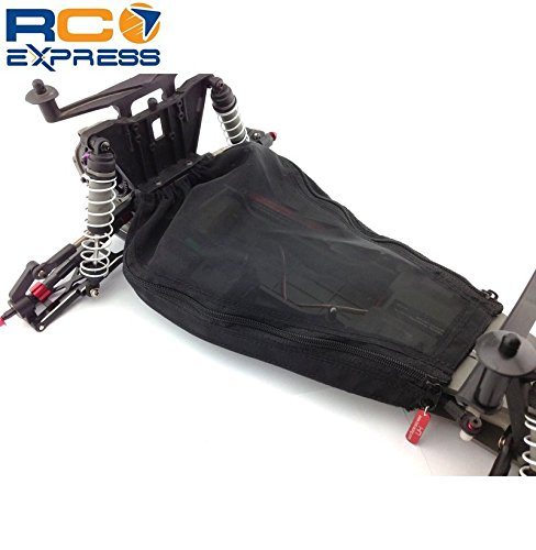 Hot Racing Traxxas Electric Rustler chassis dirt guard cover TE16RC02
