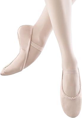 Bloch Dance Girls Dansoft Dance Shoe Theatrical Pink 13 B US Little Kid