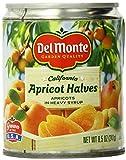 #10: Del Monte Apricot Halves, 8.5 Ounce