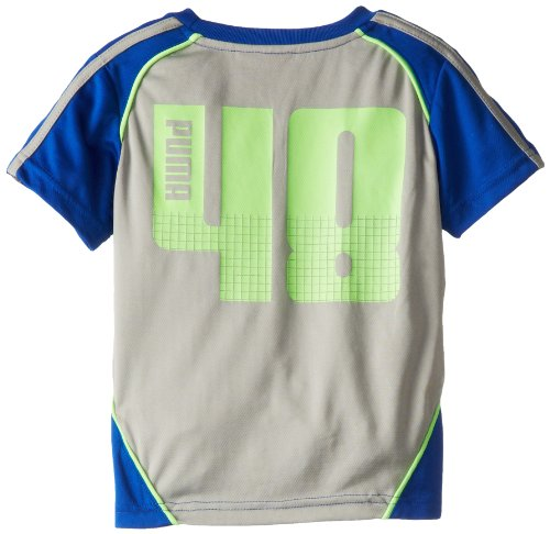 Puma Little Boys Boy 48 Perf Set Competition Blue