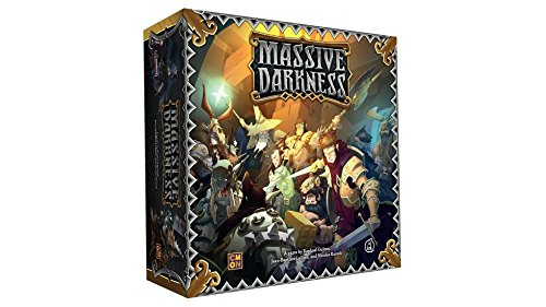 - CMON Massive Darkness Board Games