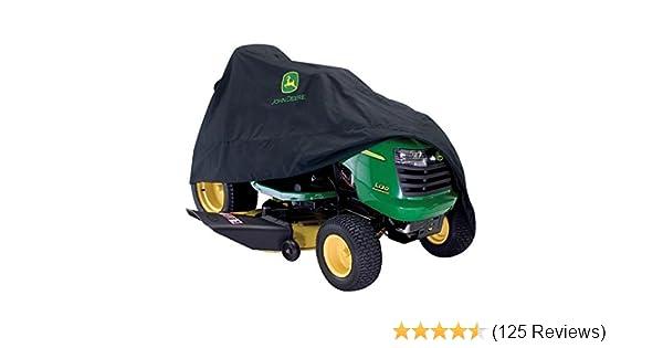 Amazon Com John Deere Original Standard Riding Mower Cover