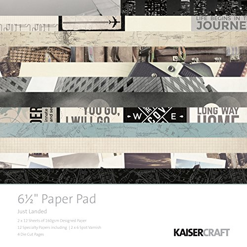 Kaisercraft PP998 N/A Paper Pad 6.5