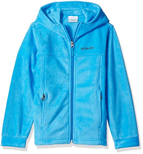 Columbia Big Boys' Steens II Fleece Hoodie, Peninsula, (Boys Hooded Fleece Jacket)