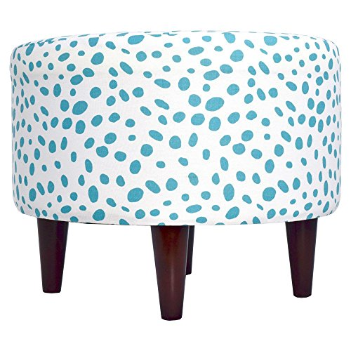 MJL-Furniture-Designs-Togo-Series-Sophia-Collection-Upholstered-Round-OttomanFootrest-with-Round-Espresso-Finished-Legs