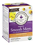 Cheap Smooth Move Chamomile Tea Traditional Medicinals 16 Tea Bag