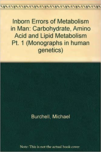 Inborn Errors Of Metabolism In Man: Part 1: Carbohydrate, Amino Acid And Lipid Metabolism 1st International Symposium, Tel Aviv, June 1977.: ... Pt. 1 por O. Sperling epub