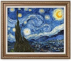 what is the subject matter of starry night