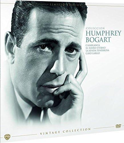 Humphrey Bogart Vintage Collection Limited Edition 4 X Blu Ray Presentation Set Casablanca 1943 The Big Sleep 1946 Dark Passage 1947 Key Largo 1948 Region B Blu Ray Import Amazon Co Uk Humphrey