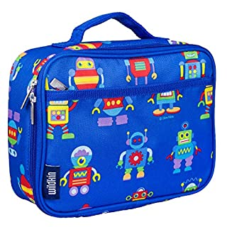 Wildkin Lunch Box, Robots (B004NWPOYS) | Amazon Products