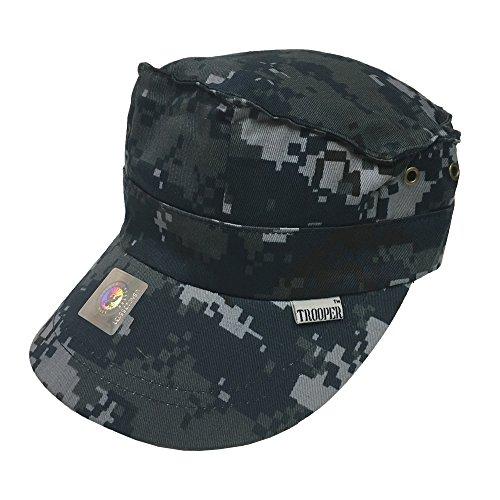 Trooper Clothing Brand NWU Camo 8 Point Cover Youth Cap - 161-NWU
