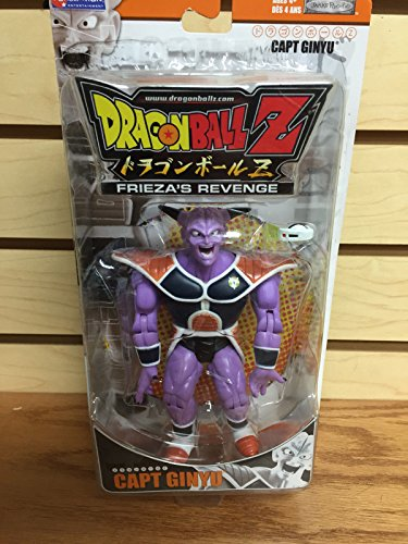 Dragonball Z Friezas Revenge Action Figure Captain Ginyu by ...