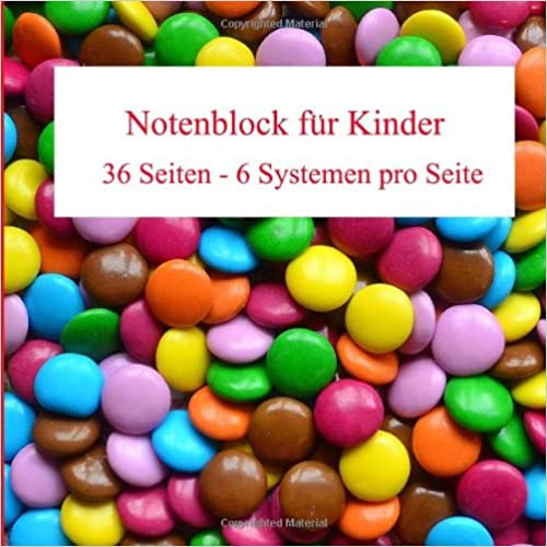 Book Notenblock
