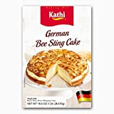 Kathi German Bee Sting Cake Mix, 16.6 oz. Box, 3 Pack