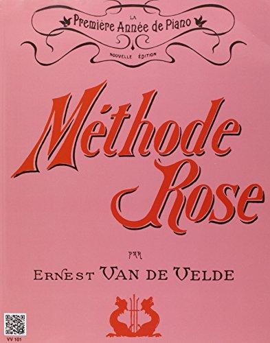 Méthode Rose 1ère année (version traditionnelle) (French Edition)