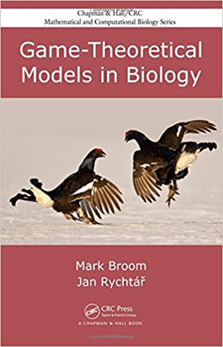 11ebea40baf4 Game-Theoretical Models in Biology (Chapman   Hall CRC Mathematical and  Computational Biology) 1st Edition