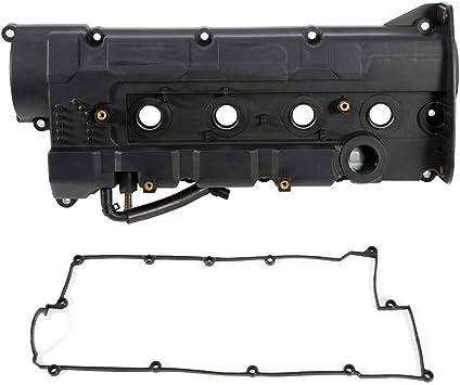 Set Valve Cover Gaskets New for Hyundai Elantra Kia Sportage Tiburon Spectra