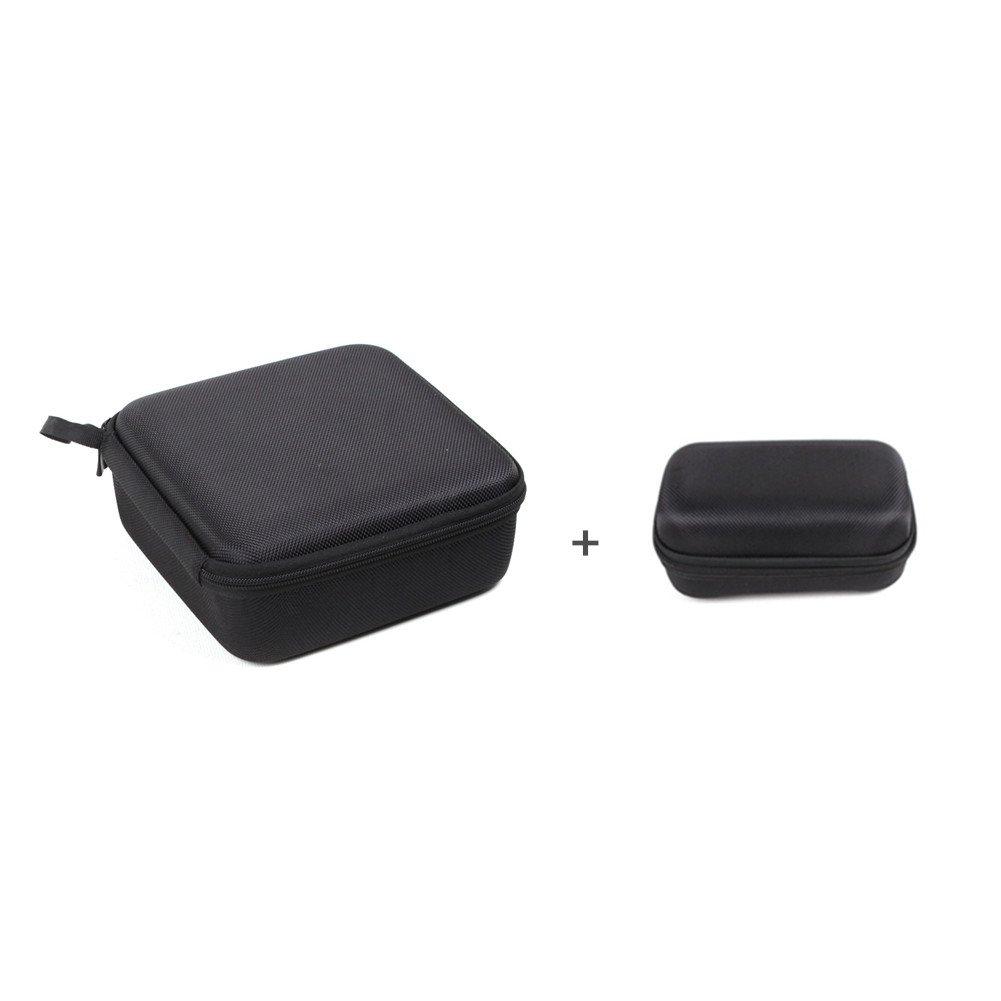 Hensych/® Mini port/átil funda de transporte bolso caso bolsa para DJI Spark Drone color negro