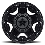 KMC XS811 Rockstar II ATV Wheel - Satin Black [14x7] +0mm 4x156