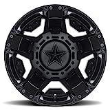 16-17 HONDA PIONEER1K-5: KMC Wheels XD811 Rockstar II Wheel