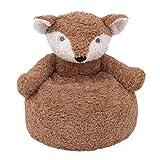 Cuddle Me Luxury Plush Chair, Fox Brown