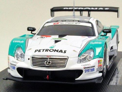 サイン入り 1/43 ペトロナス トムス SC430 スーパーGT500 2009 チャンピオン ブリヂストン #36(ホワイト×グリーン) 「オートバックス SUPER GT 2009シリーズ」 44277