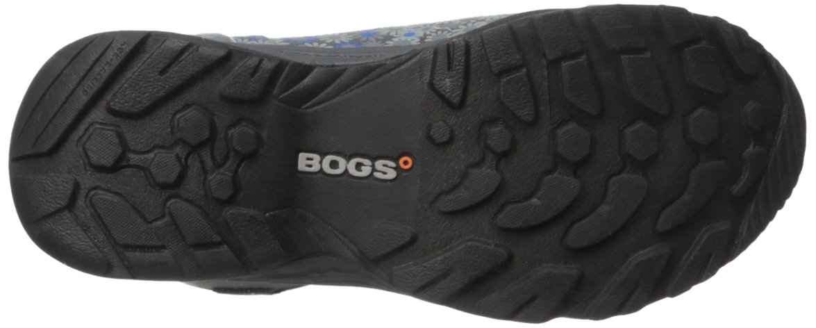 Bogs Women's B(M) Daisy Multiflower Work Boot B01NAWJF8O 8 B(M) Women's US|Dark Gray Multi 8b3062