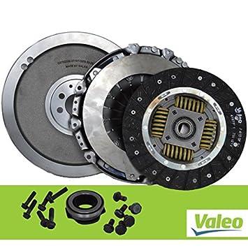 835035 Kit Embrague + Volante Valeo Modif Seat Leon 1P1 1.9 TDI 77 kW) a partir 07/05: Amazon.es: Coche y moto