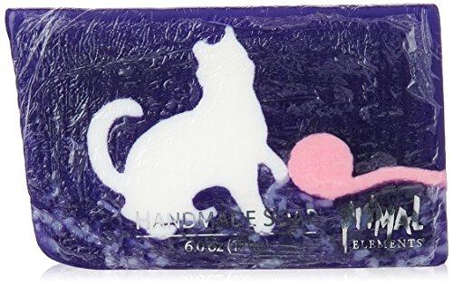 (Primal Elements Bar Soap in Shrinkwrap, White Cat, 6 Ounce)