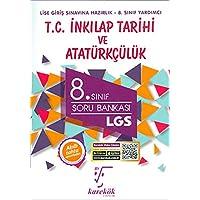 Karekök LGS 8.Sınıf T.C İnkılap Tarihi ve Atatürkçülük Soru Bankası Yeni