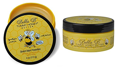 Bella B Tummy Honey Butter 4oz Jar 2-Pack
