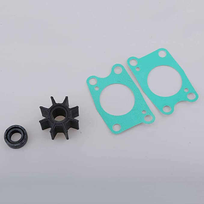 Honda Outboard Water Pump Impeller Service Kit 5hp BF5A 06192-ZV1-C00