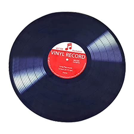 Gaosheng Grande Record Music - Alfombra Redonda Tocadiscos ...