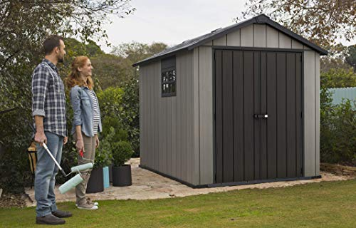 Keter oakland shed reviews