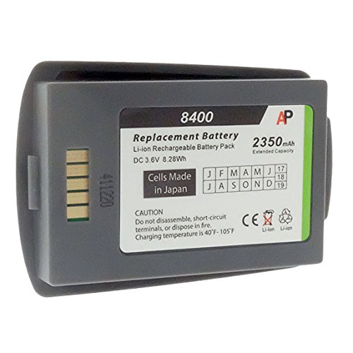 Artisan Power Polycom/SpectraLink 8400 Phones: Replacement Battery. Extended Capacity 2350 mAh