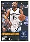 2016-17 Panini Stickers #219 Vince Carter Memphis Grizzlies Basketball Sticker