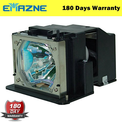 Emazne VT60LP/50022792 Projector Replacement Compatible Lamp with Housing for NEC VT460 NEC VT465 NEC VT560 NEC VT660 NEC VT660K Medion MD2950NA NEC 2000i DVS NEC VT460K NEC VT475 Zenith LS1500