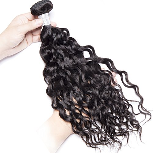 VIPbeauty Unprocessed Water Wave Human Hair 10A Single One Bundle Virgin Hair Bundle Wholesale(22 Inch)
