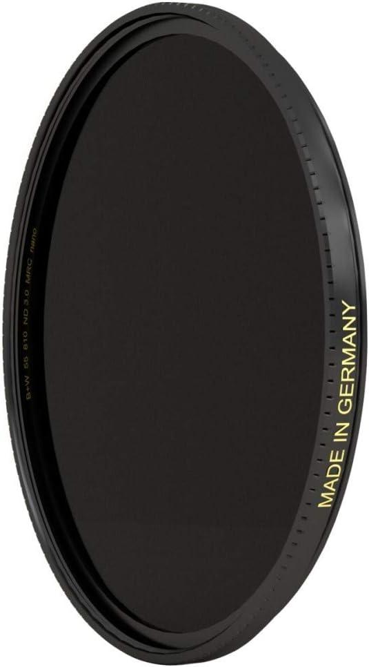 B W 1089252 Graufilter Nd1000 82mm Mrc Nano Xs Pro Kamera