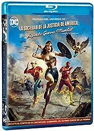 LA SOCIEDAD DE LA JUSTICIA DE AMERICA: SEGUNDA GUERRA MUNDIAL Bluray (blu_ray) [Blu-ray]